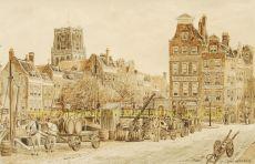 WEZENBRUG ROTTERDAM VOOR DE OORLOG  by Rensburg, Eugene (1872-1956)