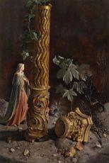Eenzaamheid by Lodewijk Bruckman