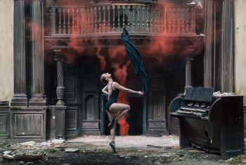 Dance Ayla 1 by James Kerwin