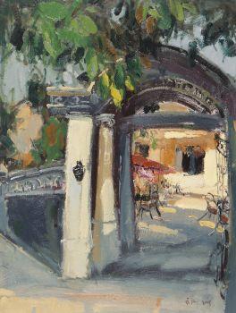 'Terrace' by Zheng Yong Gang