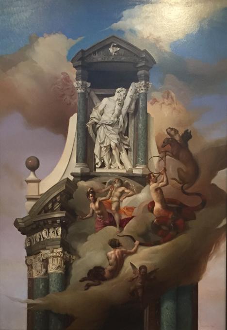 Allegoria Lateranense by Giovanni Tommasi Ferroni