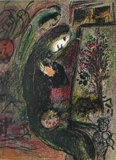 L'Inspire by Marc Chagall