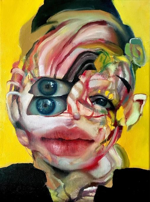 Freud II by Caroline Westerhout