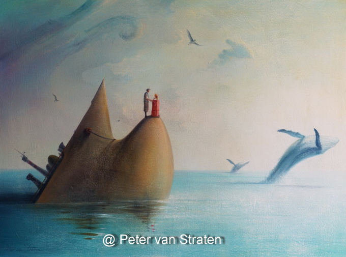The Music of Life plays on   by Peter van Straten