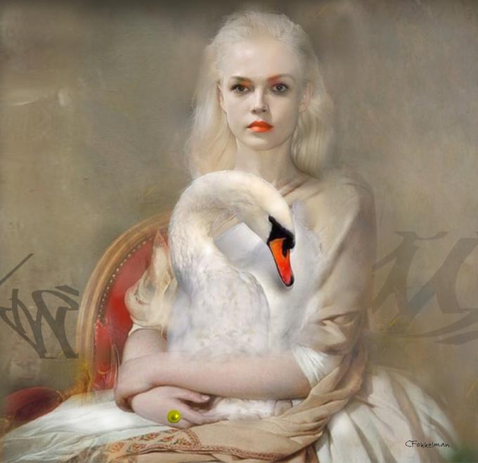 LEDA by Christine Fokkelman