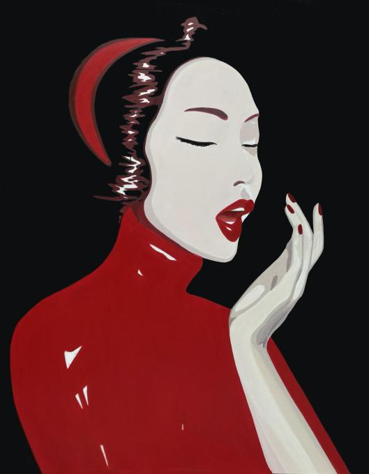 'That Lady No 5' by Shi Bao Fang