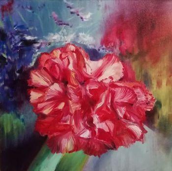 Flower I by Magdalena Chmielek