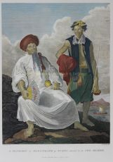 A Mandarin or Magistrate of Turon  Da Nang  attended by his pipe bearer  by Alexander, William (1767-1816)