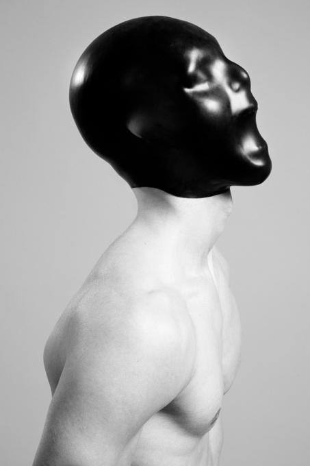 Grief II by Brigitte Vincken