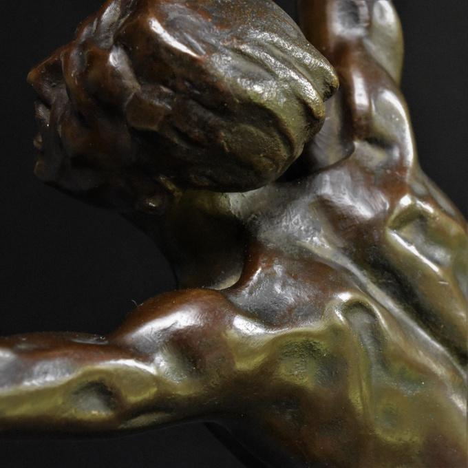 the Winner by Lucien Alliot