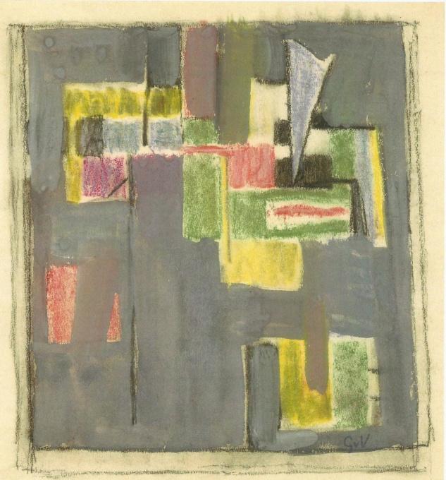 Composition by Geer van Velde