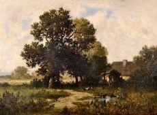 A Farmer's House