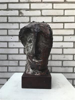 Portret van een onbekende by Thomas Junghans