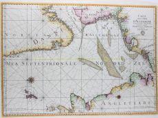 Noordzee  by  Jacques Nicolas Bellin