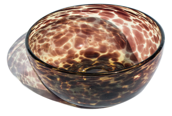 Bowl with Turtle Pattern by Unknown Artist