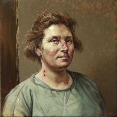 Hedendaags Verleden Painting 8 by Eddy Stevens