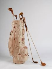Golf Bag by Livio de Marchi