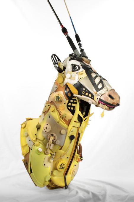 Gazoil gazel by Gilles Cenazandotti