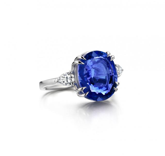 Ceylon Sapphire by Baskania