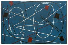 Compositie Blauw
