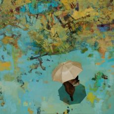 Under the Umbrella by Eva Navarro