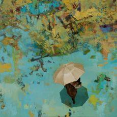 Under the Umbrella by Eva Navarro