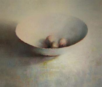 Fruitschaal II by Anneke Elhorst