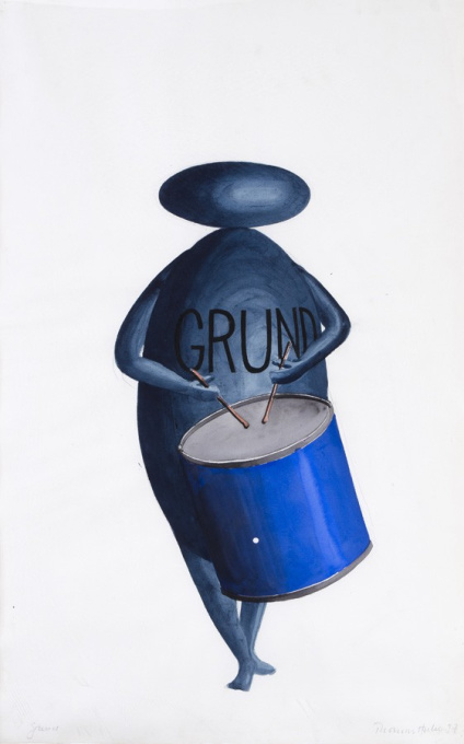 Grund by Thomas Huber