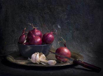 Garlic and more  by Mos Merab Samii