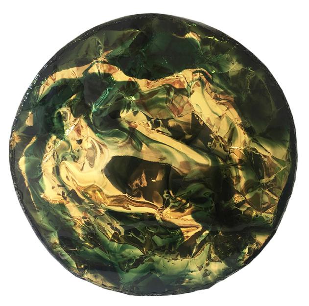Emerald Gem by Pleunie Buyink