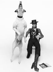 David Bowie, Diamond Dogs, London 1974 by Terry O'Neill