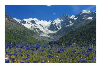 Blau-Gletscher by Ralf Peters