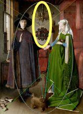 Composition Synesthétique II (Van Eyck) by Laurence Aëgerter