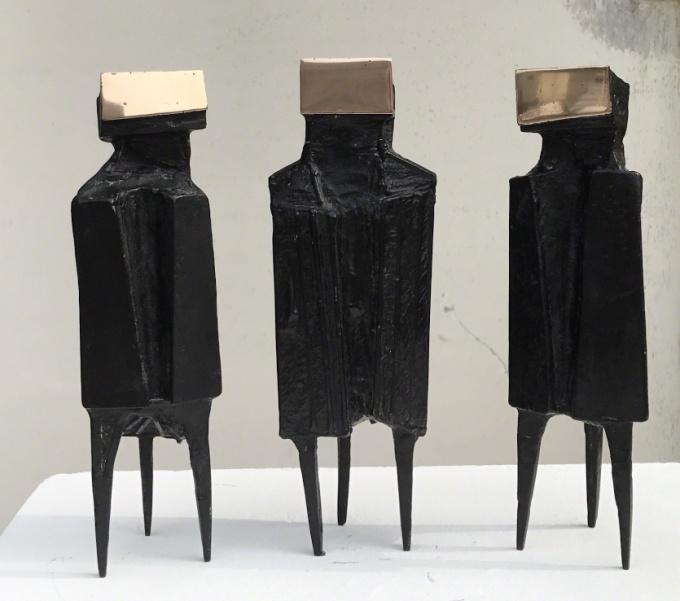 Three Watchers by Lynn Chadwick