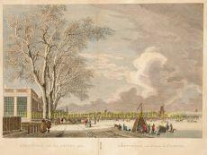 AMSTERDAM AAN DEN AMSTEL 1762 by Fouquet, Pierre