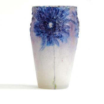 Vase 'Chrysanthèmes' by Gabriel Argy-Rousseau