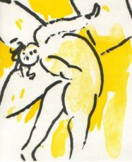 Titel page: the Angel by Marc Chagall