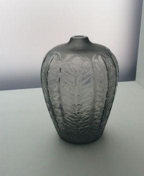 A small and rare vase 'Tournai' by René Lalique