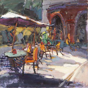 Terrace -3 by Zheng Yong Gang