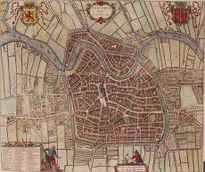 Haarlem  by  Gregorio Leti