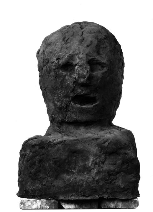 'Kopf' by Armando (Herman Dirk van Dodeweerd)