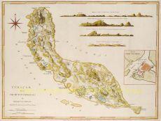 CURACAO, W.I.C. UITVALSBASIS VOOR HANDEL EN KAAPVAART  by Jefferys, Thomas