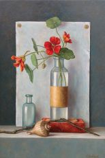 Still life with East Indian cherry