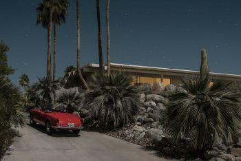1040 W Cielo I - Midnight Modern by Tom Blachford