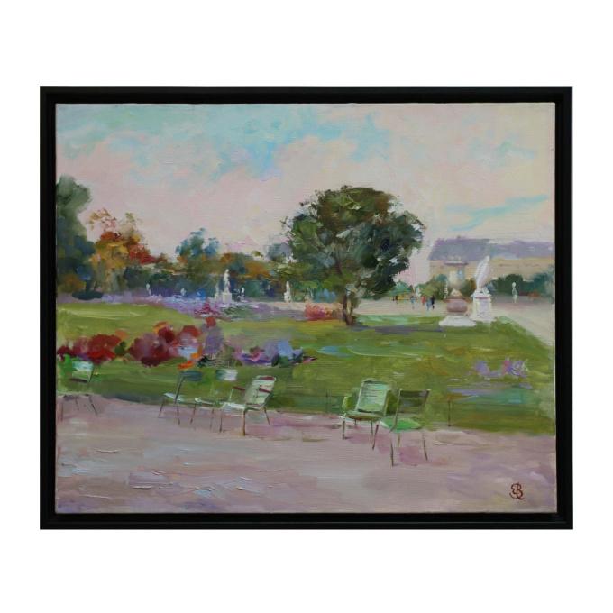 Tuilerie by Vladimir Tchaikovsky