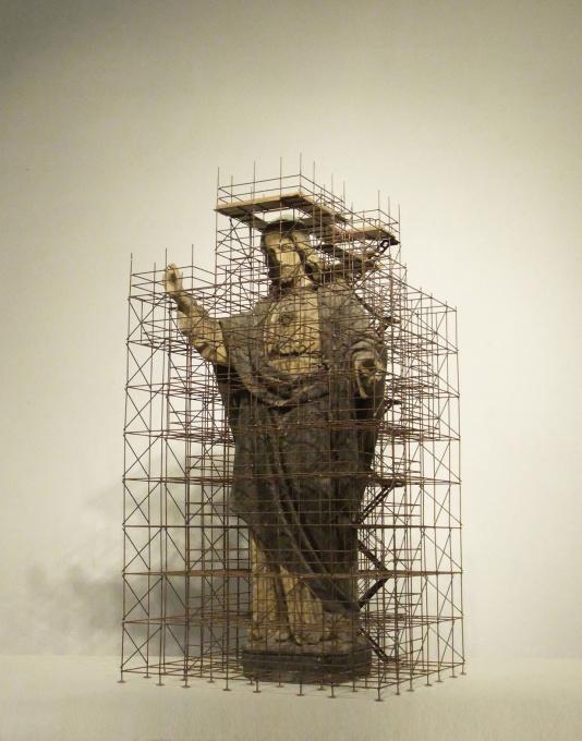 Dust Jesus by Wieland Vogel