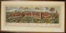 Rome  after Friedrich Bernhard Werner by  Johann Friedrich Probst