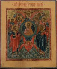 No 2 The Synaxis of the Archangel Michael, Palech by Unknown Artist