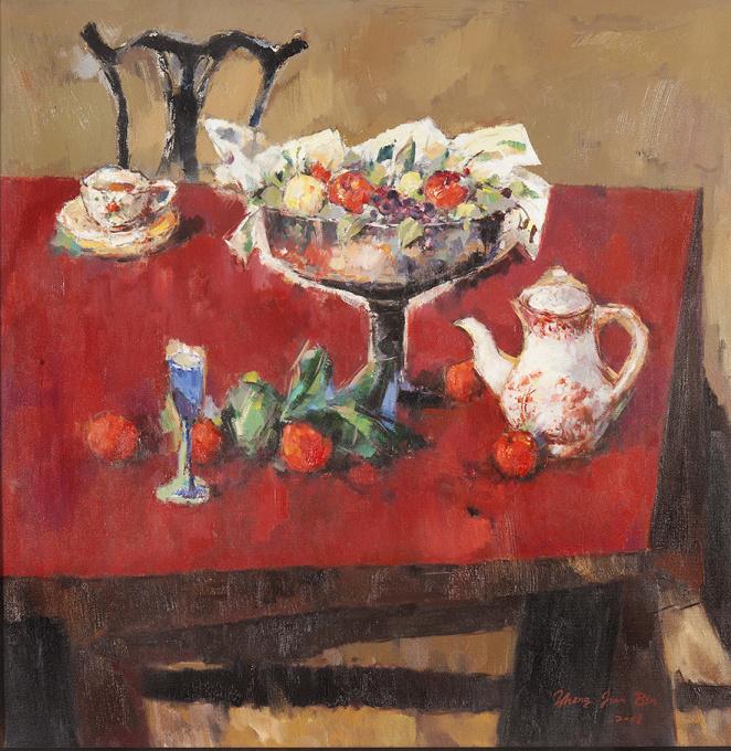 'Teatime-1' by Jian Bing Zheng