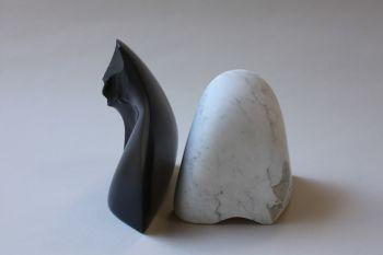 bianco e nero by Saskia van der Made